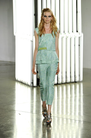 rodarte silk pants